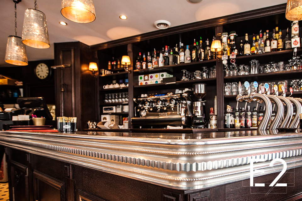 amenagement interieur bar epsilon2 paris