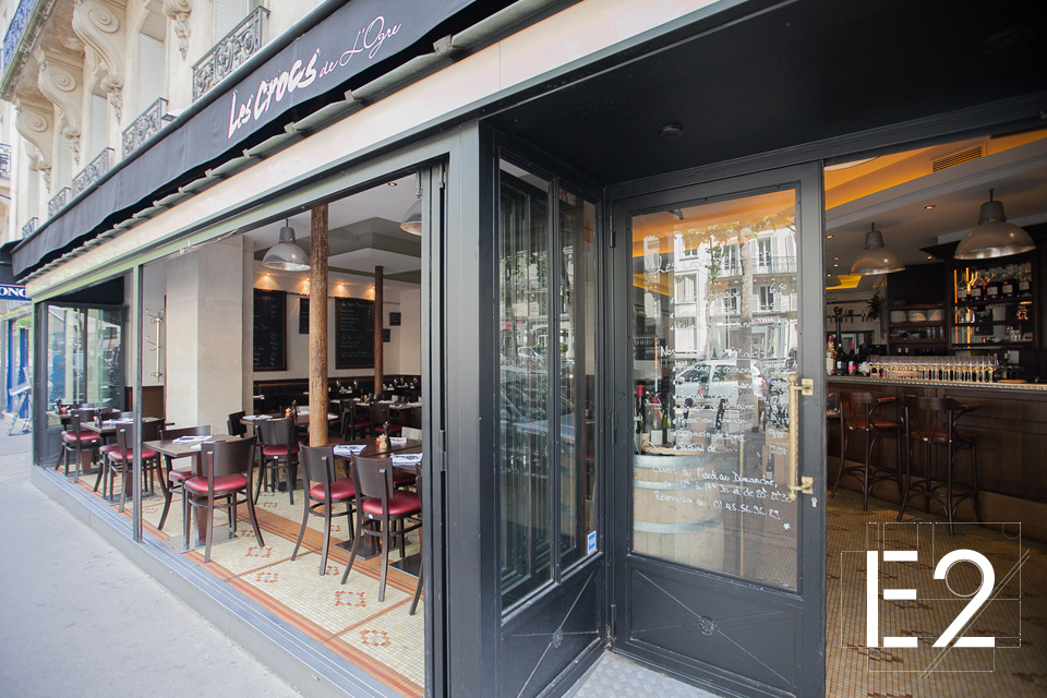 design facade restaurant epsilon2 paris