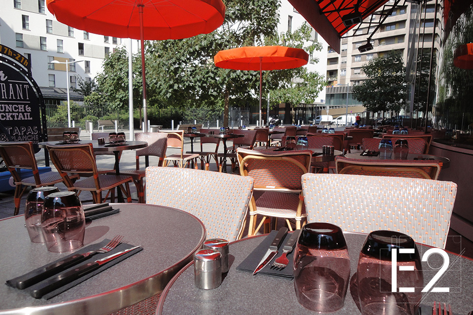 amenagement terrase restaurant epsilon2 paris