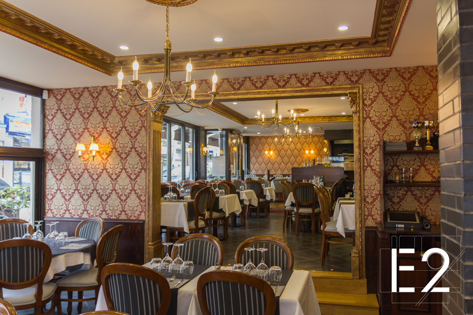 renovation CHR restaurant italien epsilon2 paris